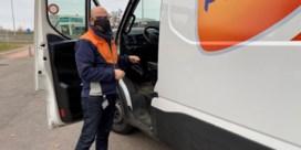 Hoe sjofeler het busje, hoe sjofeler het contract