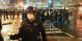 Gewelddadig protest in straten Washington na betoging tegen verkiezingsuitslag