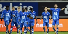 AA Gent klopt Standard dankzij late treffer van Jaremtsjoek