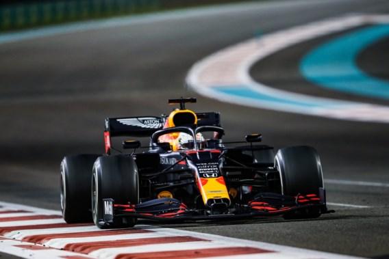 Formule 1: Max Verstappen domineert slotrace in Abu Dhabi