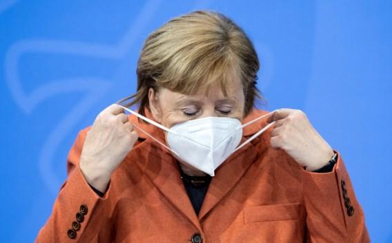 Duitsland vanaf woensdag opnieuw in harde lockdown: scholen en winkels dicht