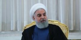 President Iran grijpt terug naar nucleaire deal met VS