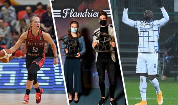 Lukaku versus Van Aert en Evenepoel, Kopecky versus twee Belgian Cats: shortlist Sportman- en vrouw van het Jaar bekend