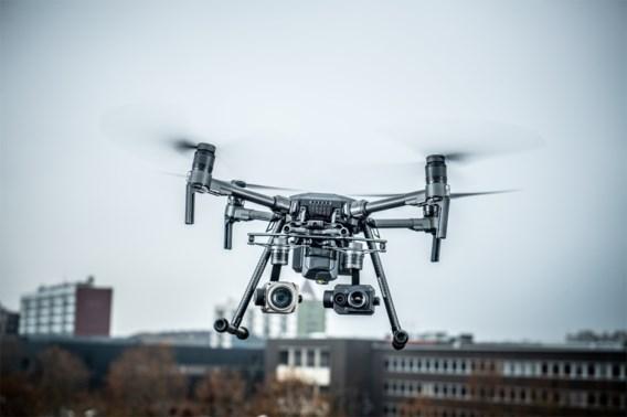 Drones kunnen niet zomaar de lucht in