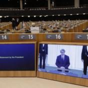 Sassoli opent eenzaam en alleen zitting Straatsburg om Fransen gerust te stellen