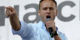 'Navalni werd twee keer vergiftigd'