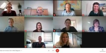 Zeven jonge talenten interviewen hun eigen CEO