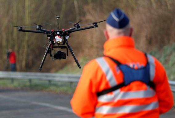 Drones mogen geen tuinfeest opsporen