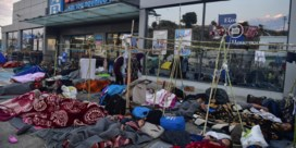 Driejarig meisje vermoedelijk verkracht op vluchtelingenkamp Lesbos