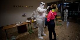 Slovaakse kerst niet gered door massaal testen