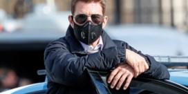 Tom Cruise woedend op filmcrew over coronaregels