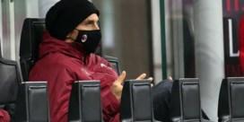 Terugkeer van Zlatan Ibrahimovic bij leider Milan laat op zich wachten