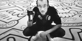 10.000 euro voor tekening Keith Haring aan Utrechtse student