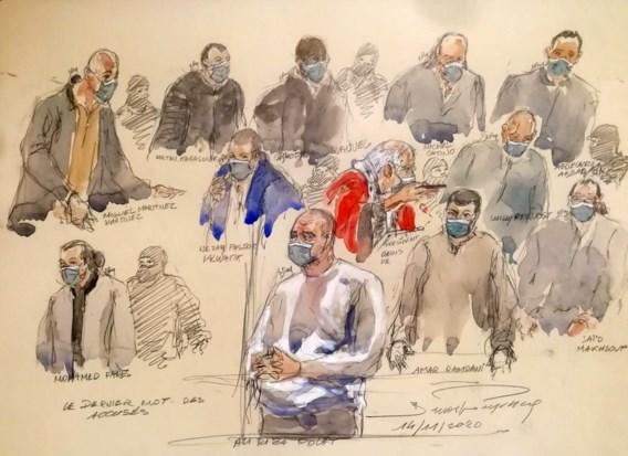 Dertig jaar cel voor hoofdverdachten aanslag Charlie Hebdo
