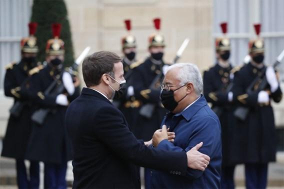 Macron zondigde zelf tegen de coronaregels