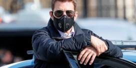 Tom Cruise woedend op crew over coronaregels