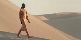 Saint Laurent trekt met nieuwe collectie coronaproof naar de woestijn