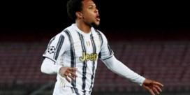Juventus-middenvelder Weston McKennie verkozen tot Speler van het Jaar in VS