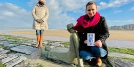Poëziewandeling langs vijf kunstwerken aan zee