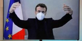 Macron zondigde zelf tegen coronaregels