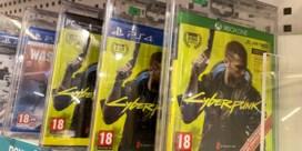 Sony haalt Cyberpunk 2077 uit PlayStation Store na talloze bugs