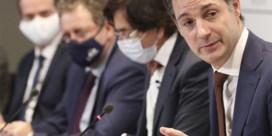 Overlegcomité kiest voor strengere controles: 'We hebben dit nog in de hand'
