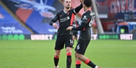 Liverpool maakt gehakt van Michy Batshuayi en Crystal Palace: 0-7!
