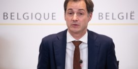 Premier De Croo kribbig tegen Franstalige journalist: 'Als u aan politiek wil doen, moet u op een lijst gaan staan'