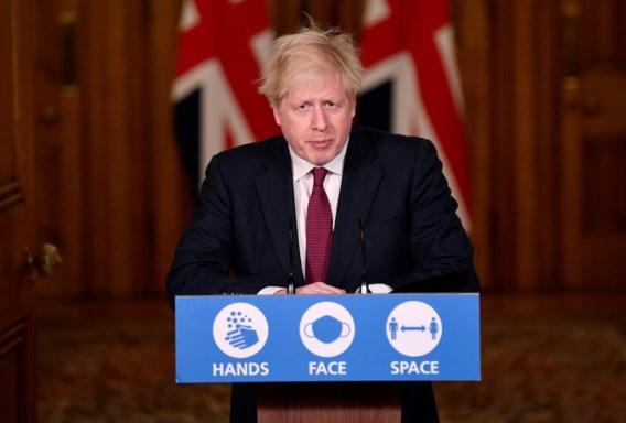 Boris Johnson doet Londen en zuidoosten van Engeland op slot