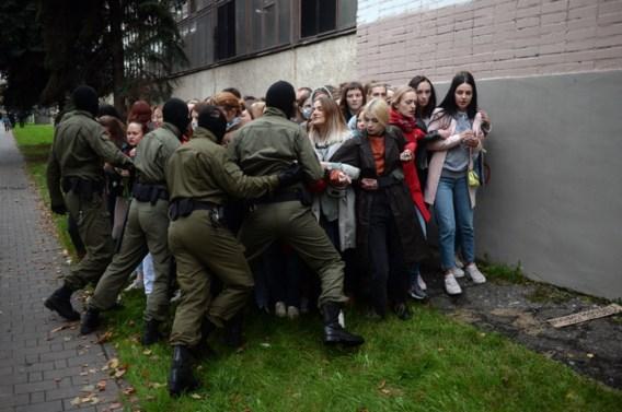 Opnieuw 100 gearresteerden tijdens Wit-Russisch protest