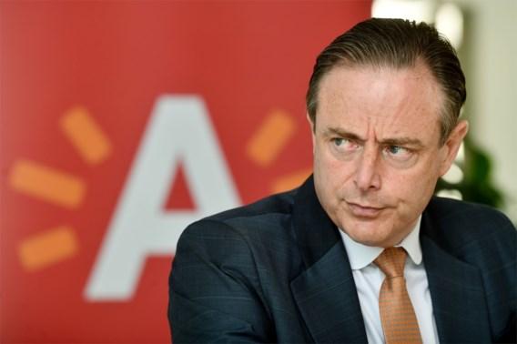 De Wever: 'Samenwerken met Vlaams Belang? Dan ben ik weg'