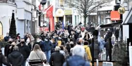 K in Kortrijk moet twee keer deuren sluiten wegens te veel shoppers