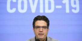 Van Gucht: 'Niet voorbereid op covid door besparingen'