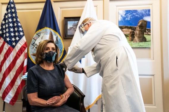 Amerikaanse Congresleden krijgen voorrang bij vaccinatie: 'Belachelijk'