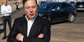 Musk: 'Ik probeerde Tesla aan Apple te verkopen '