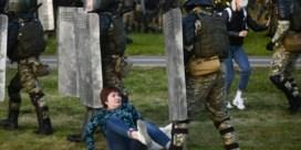 Niet iedereen bij de politie is pro-Loekasjenko