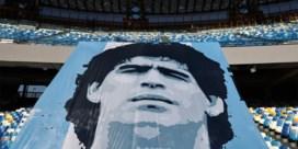 Unico-stadion in La Plata draagt voortaan naam van overleden voetballegende Diego Maradona