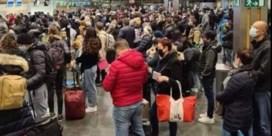 Waar gaan mensen in de luchthaven van Charleroi naartoe?