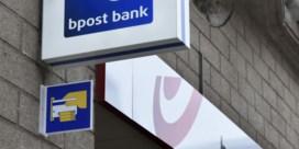 Bpost Bank komt helemaal in handen van BNP Paribas Fortis