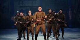 Een oorlog op theaterwielen