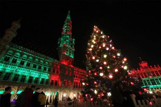 Kerst met 11 miljoen Belgen en de koning