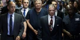 President Trump verleent gratie aan oud-campagneleider Manafort