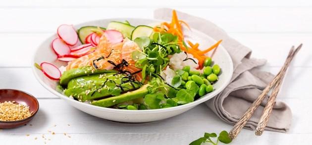 Healthy hotspots: vijf tips voor gezonde takeaway in Brussel