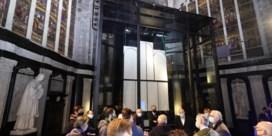 Vermaard Lam Gods-retabel in Gent krijgt 'stal' van staal