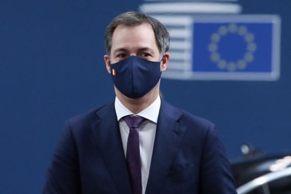 De Croo over Brexitonderhandelingen: 'Slecht akkoord zou nog slechter zijn dan geen akkoord'