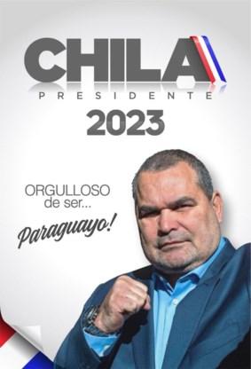 Doelman met beste traptechniek ooit doet in 2023 gooi naar presidentschap Paraguay