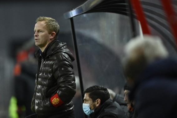"""KV Mechelen-coach Wouter Vrancken mist ook duel met Moeskroen, T2 Sven Swinnen strijdlustig: """"Lijn doortrekken"""""""