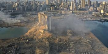 Beiroet, nu ook letterlijk in puin