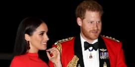 … Harry en Meghan 'halfroyals' zouden worden