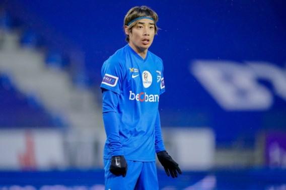 Racing Genk raakt niet voorbij Waasland-Beveren en volgt nu op vier punten van Club Brugge